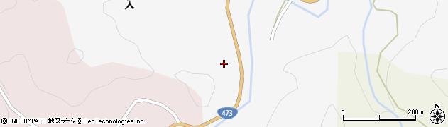 愛知県豊田市神殿町(宮下)周辺の地図