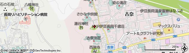 長温寺周辺の地図