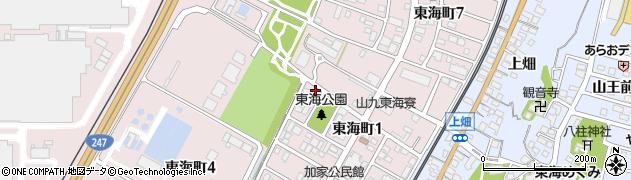 居酒屋升天周辺の地図