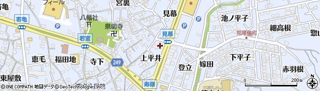 アイコーサービス株式会社 割烹部周辺の地図