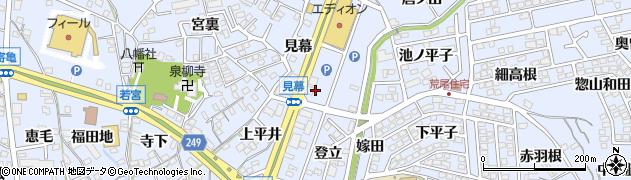 家族亭東海店周辺の地図