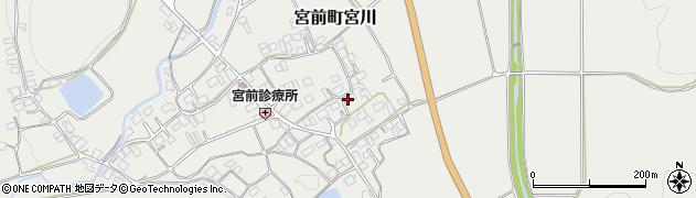 京都府亀岡市宮前町宮川(大端)周辺の地図