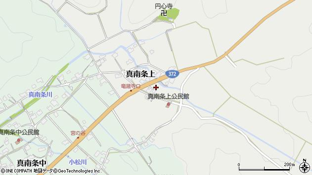 〒669-2462 兵庫県丹波篠山市真南条上の地図