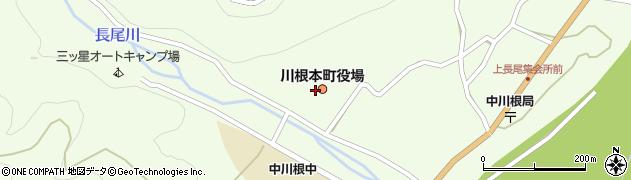 静岡県榛原郡川根本町周辺の地図