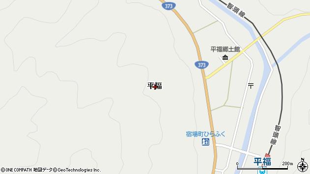 〒679-5331 兵庫県佐用郡佐用町平福の地図