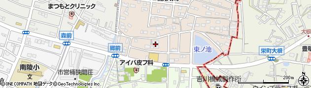 桃太郎周辺の地図