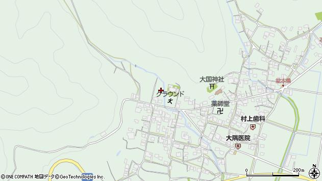 〒679-0322 兵庫県西脇市黒田庄町石原の地図