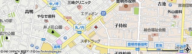 株式会社山和商会周辺の地図