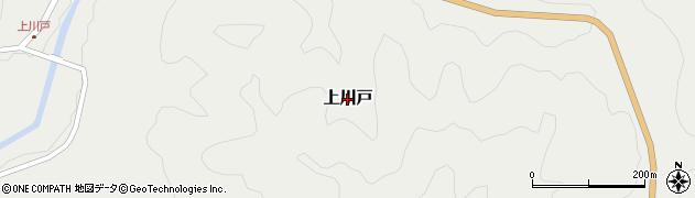 島根県美郷町(邑智郡)上川戸周辺の地図