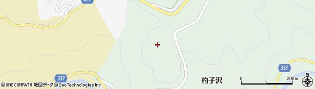 愛知県豊田市立岩町(横手)周辺の地図