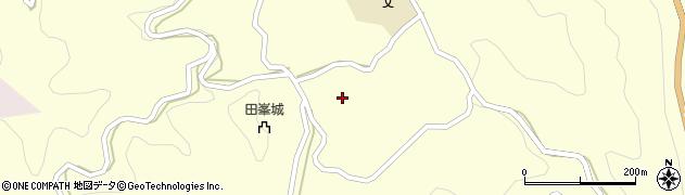 日光寺周辺の地図