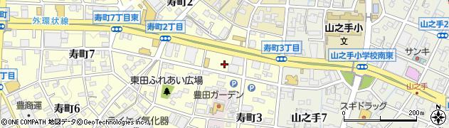 M'sランド周辺の地図