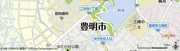 ナイト・イン・花ごころ周辺の地図