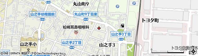 ウイン周辺の地図