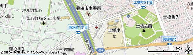 台湾料理 大三元周辺の地図