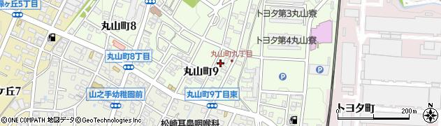 スナック糸周辺の地図