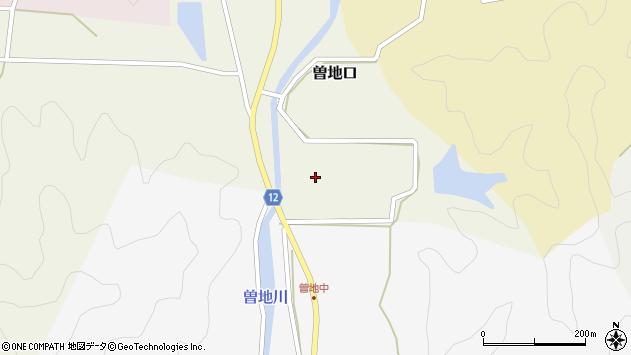 〒669-2442 兵庫県丹波篠山市曽地口の地図