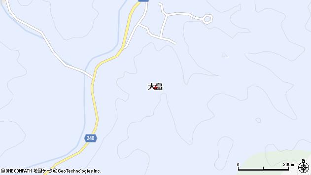 〒679-5319 兵庫県佐用郡佐用町大畠の地図