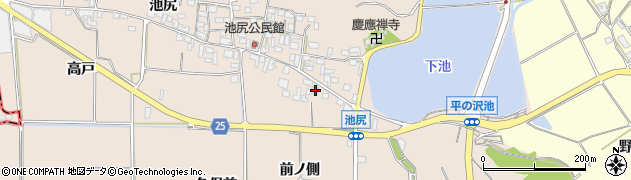 京都府亀岡市馬路町(前ノ側)周辺の地図