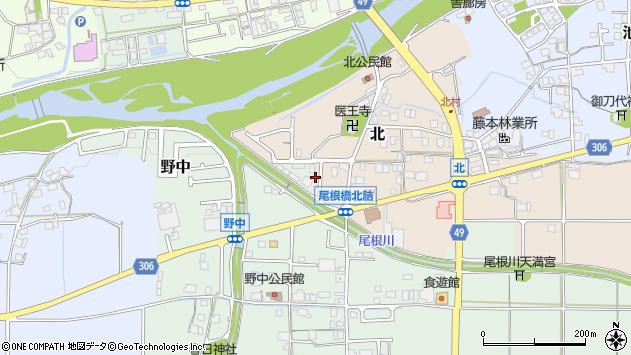 〒669-2451 兵庫県丹波篠山市北の地図