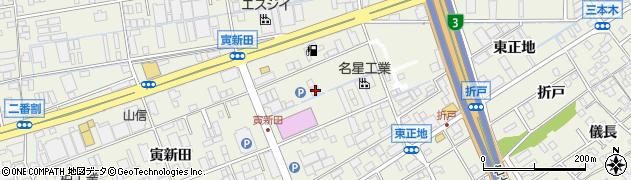 愛知県名古屋市緑区大高町(西正地)周辺の地図