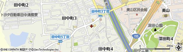 ほっかほっか亭 豊田インター店周辺の地図
