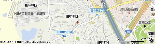 新三嶋寿司周辺の地図
