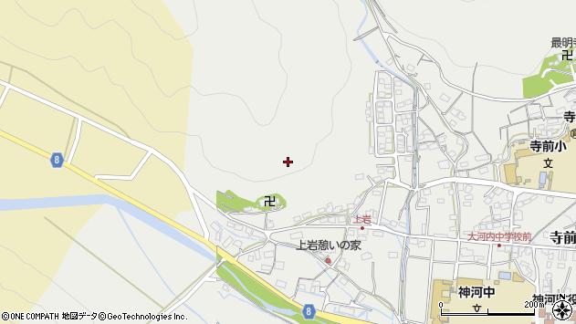 〒679-3121 兵庫県神崎郡神河町上岩の地図
