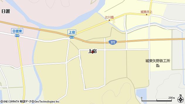 〒669-2415 兵庫県丹波篠山市上宿の地図
