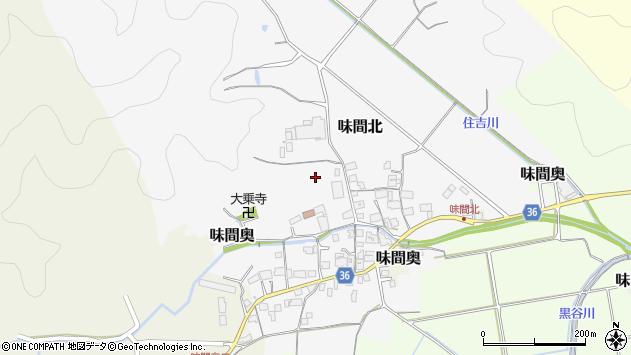 〒669-2224 兵庫県丹波篠山市味間北の地図
