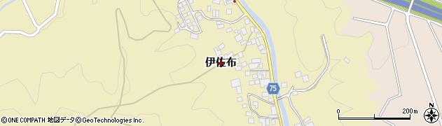 静岡県静岡市清水区伊佐布周辺の地図