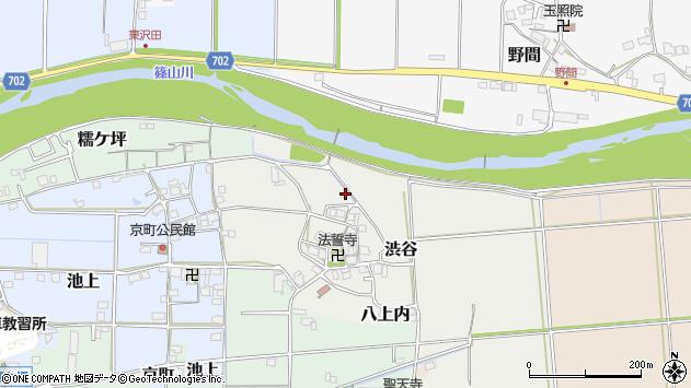 〒669-2439 兵庫県丹波篠山市渋谷の地図