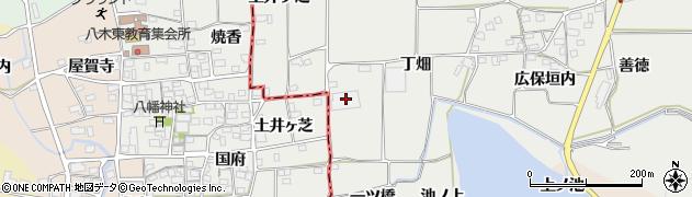 京都府亀岡市旭町(寺畑)周辺の地図
