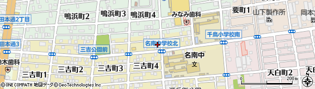 カラオケ・ビビ(BiVi)周辺の地図