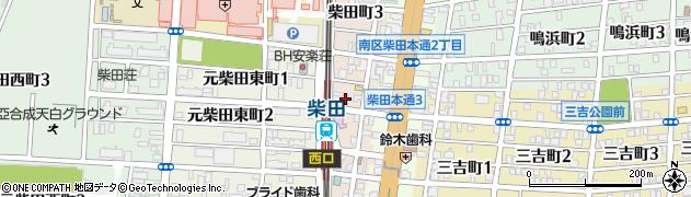 からさわぎX周辺の地図