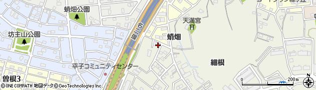 愛知県名古屋市緑区鳴海町(明願)周辺の地図