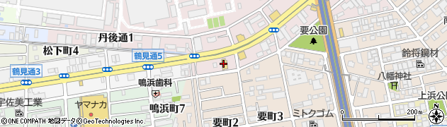 サガミ 柴田店周辺の地図