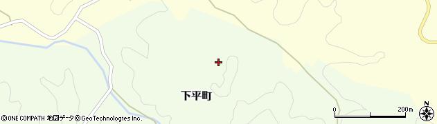 愛知県豊田市下平町(一色)周辺の地図
