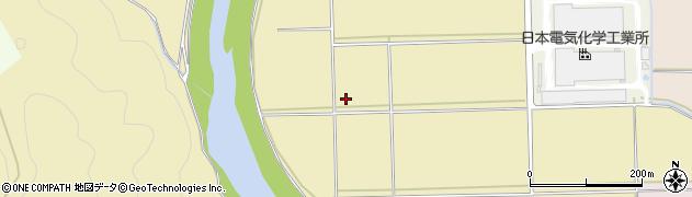 兵庫県丹波市山南町子茂田周辺の地図
