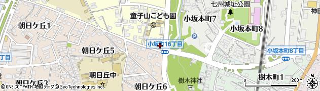 喫茶 雪村周辺の地図