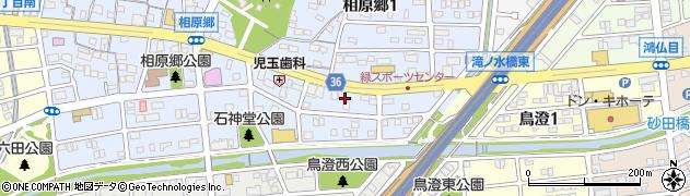 なっちゃん周辺の地図