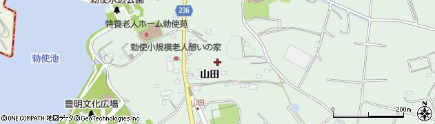 愛知県豊明市沓掛町(山田)周辺の地図