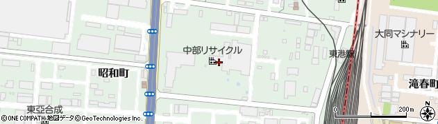 藤屋周辺の地図