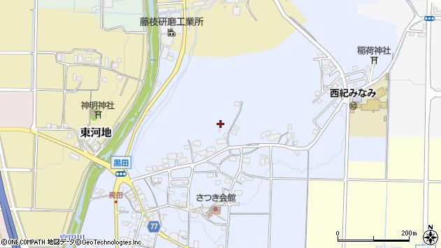 〒669-2726 兵庫県丹波篠山市黒田の地図