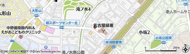 やじろベぇ 滝ノ水店周辺の地図