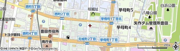 レリュヴァン(LesRubans)周辺の地図