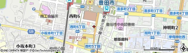 博多ひとくち餃子天神一番亭周辺の地図