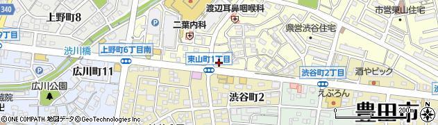 串家明姫周辺の地図