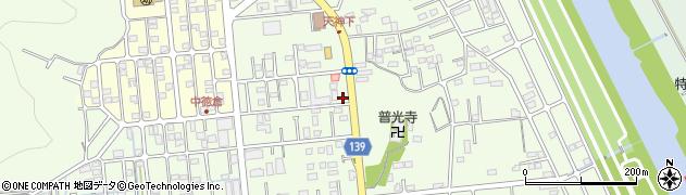 伊豆・箱根のお弁当周辺の地図
