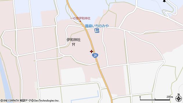 〒671-4133 兵庫県宍粟市一宮町須行名の地図